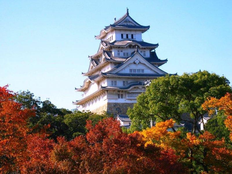 Himeji-jō - White Heron Castle