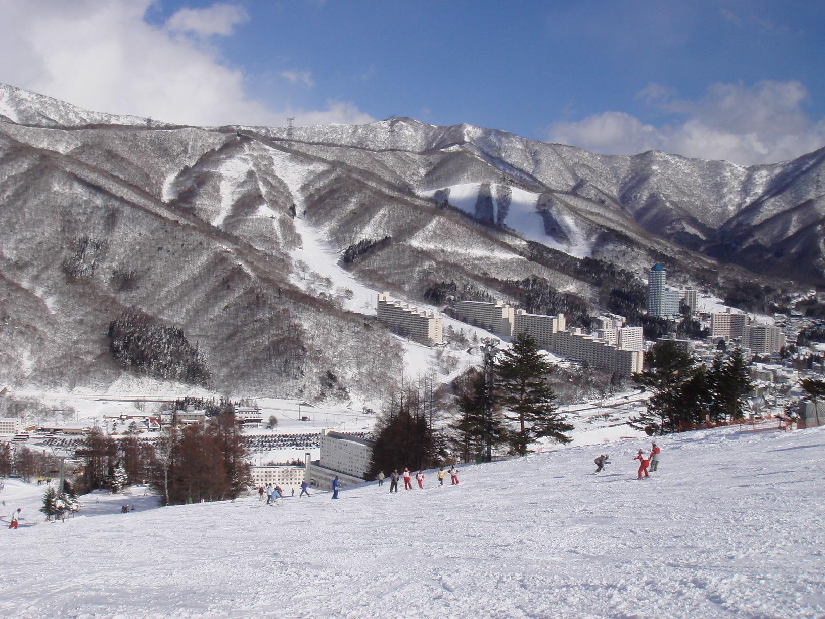 niigata senior singles Gala yuzawa - a ski resort in yuzawa town, niigata, japan - ski and snowboard resorts in japan - snowjapan.