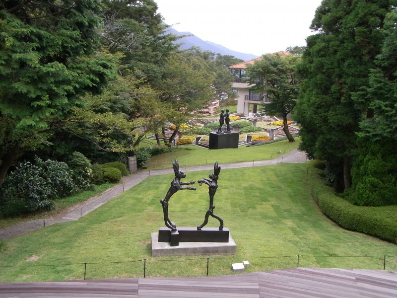 photo of Hakone Open-Air Museum
