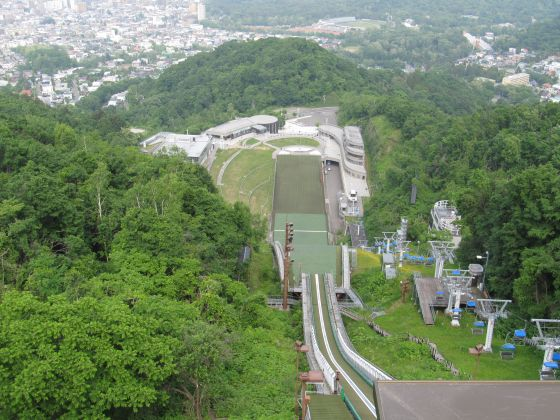 photo of Okurayama Ski Jump