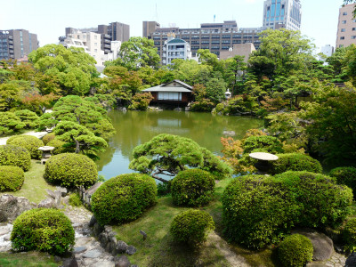 photo of Sorakuen Garden