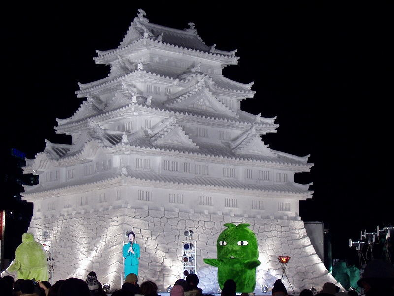 photo of Sapporo Snow Festival