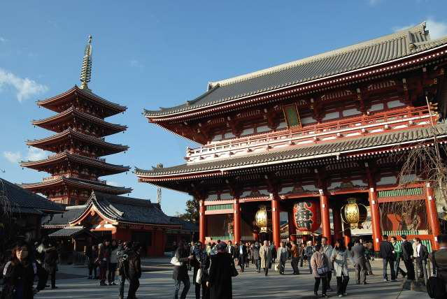 photo of Asakusa Senso-ji Temple