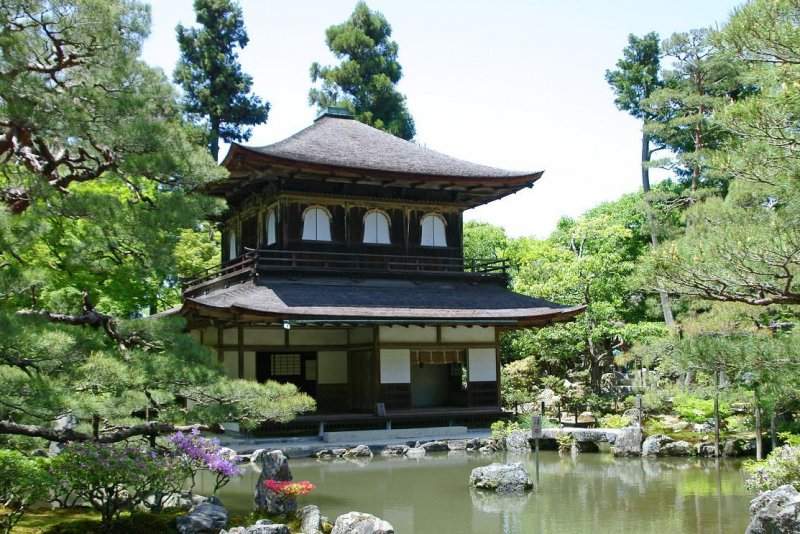 photo of Ginkakuji Temple