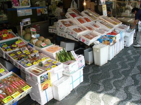 photo of Nijo Market