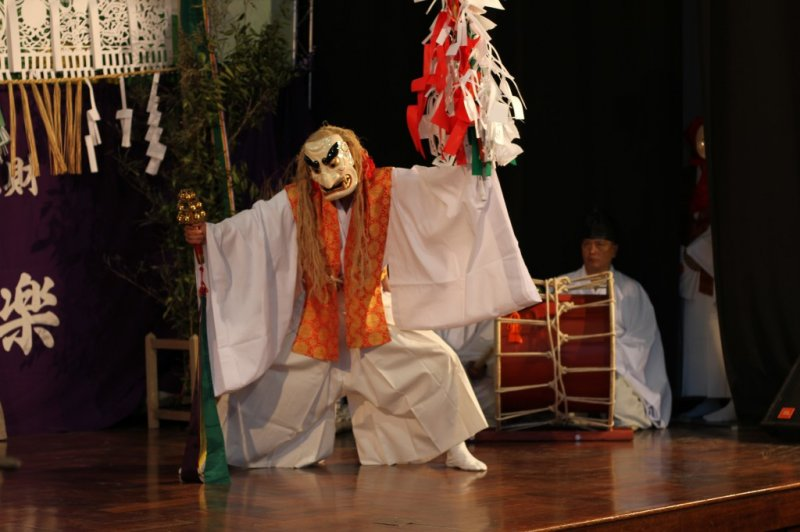 Yokagura Performance