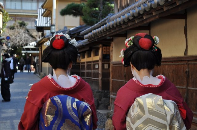 Gion Geisha District