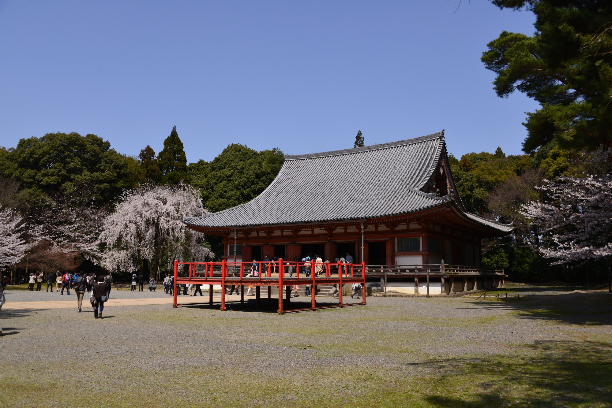 photo of Daigoji Temple