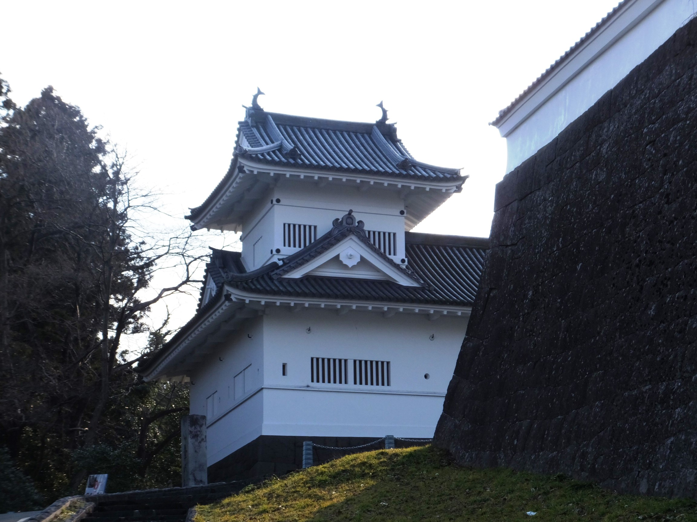 photo of Aoba Castle