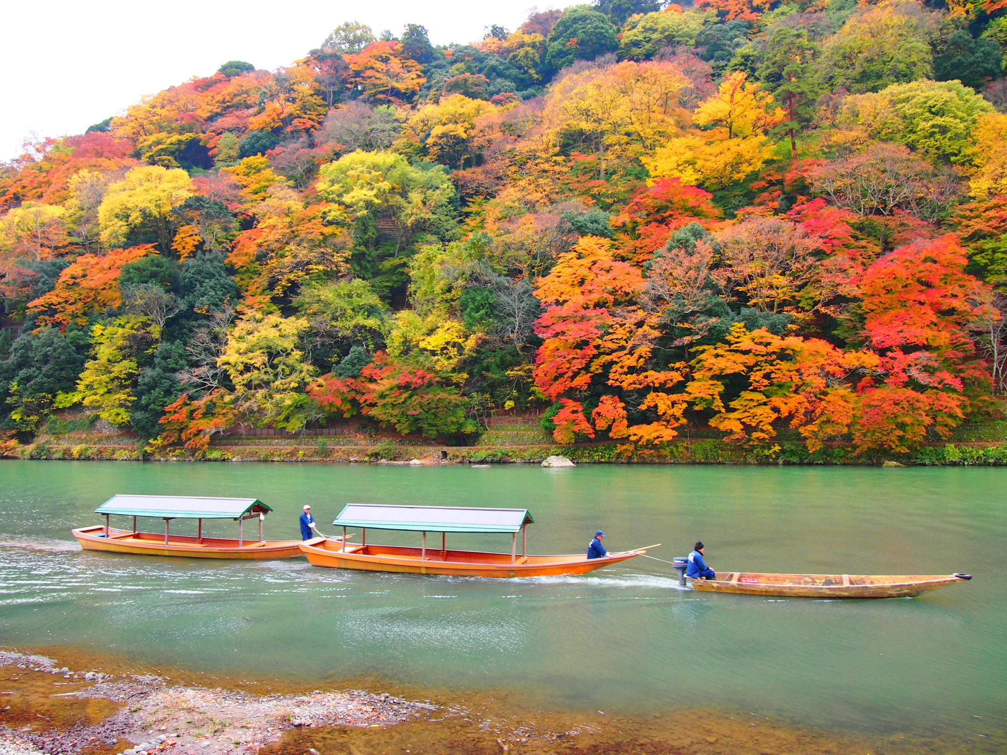 photo of Hozugawa River Cruise