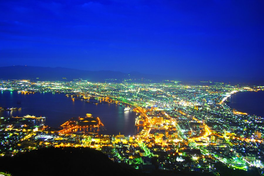 top photo destination in japan Hokkaido