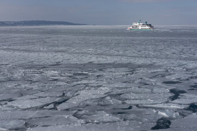 Ice Breaker Cruise