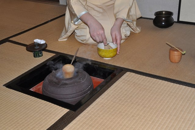 Green Tea Ceremony