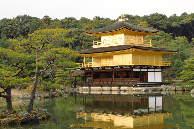 Golden Pavilion (Kinkakuji Temple)