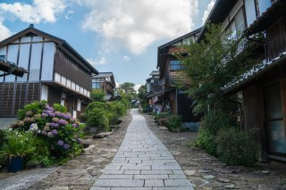 Nakasendo Trail Walking & Hiking Tour: Autumn 2021 - 