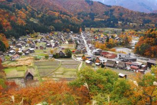 Best of Japan with Japanese Alps: Autumn Leaves Tour 