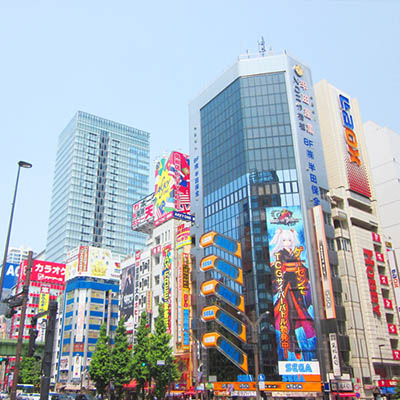 Photo Of Japan Manga Place Location