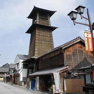 photo of Former Merchant Districts in Japan