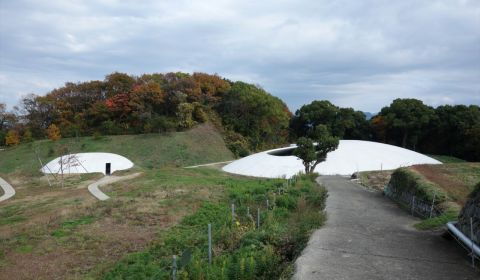 photo of Teshima Art Museum