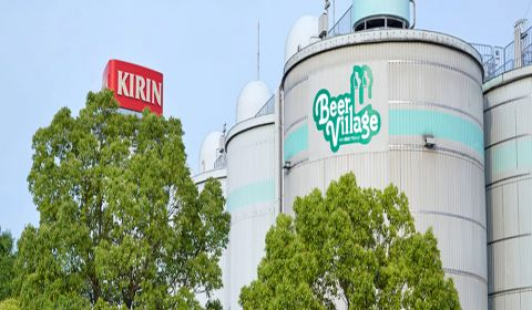 photo of Kirin Beer Village