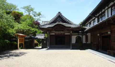 photo of Chikurin-in Temple