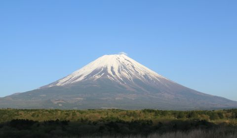 photo of Mount Fuji