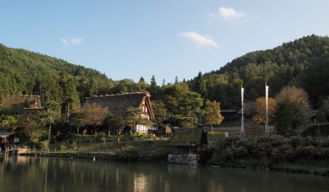 photo of Hida Folk Village (Hida no Sato)
