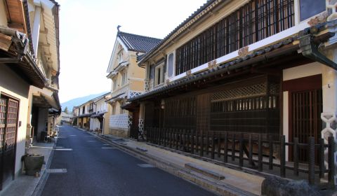 photo of Yokaichi Old Town