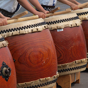 photo of Japanese Taiko Drum