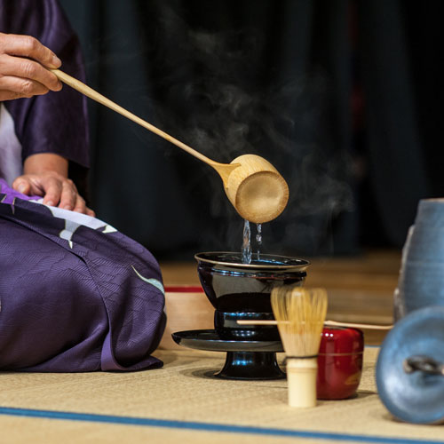 photo of Tea Ceremony in Japan