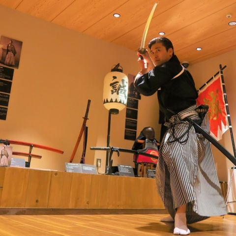 Where to Experience Samurai in Japan
