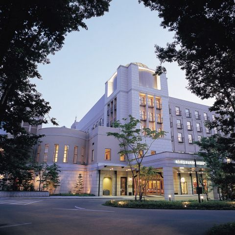 Where to Stay in Ibaraki: the Mito Plaza Hotel