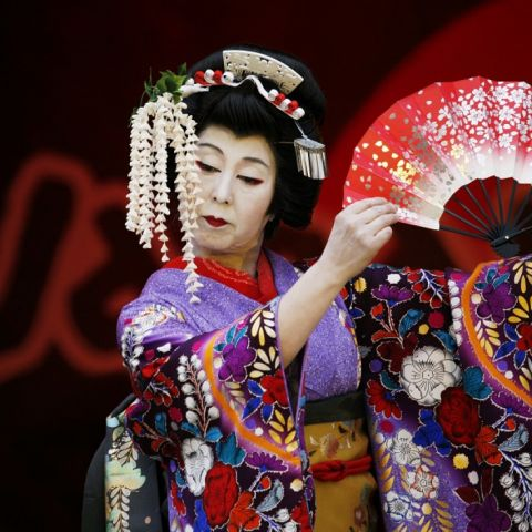 The Wonderful World of Japanese Theater: Kabuki