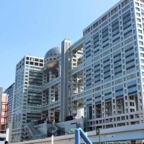 Spend a Day in Odaiba