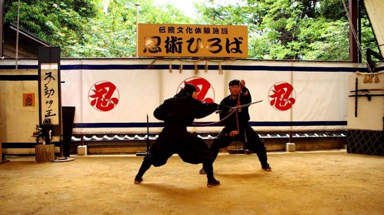 Iga Ninja Museum Where to See Ninja in Japan Travel Blog