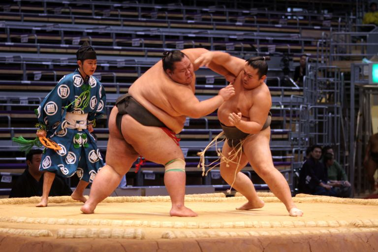 Sumo Match; Best Time to Go to Japan; All Japan Tours; Japan Travel Blog