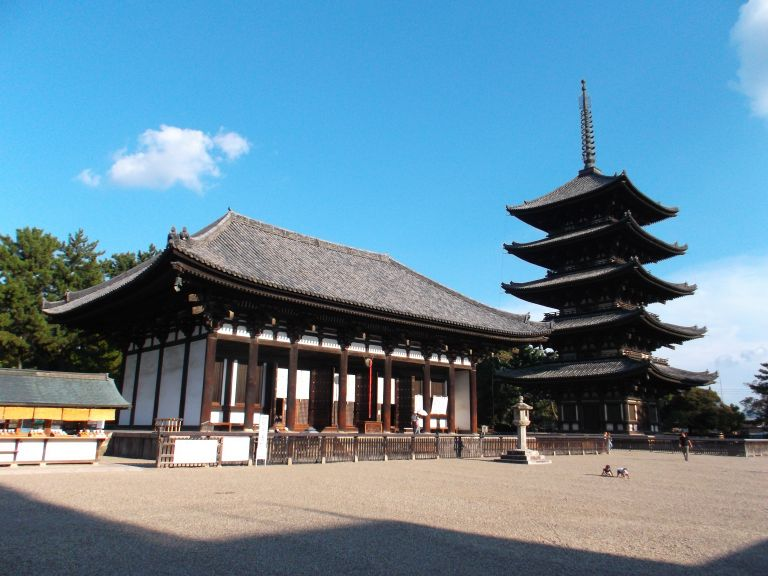 Kofukuji Temple National Treasure Museum Nara All Japan Tours