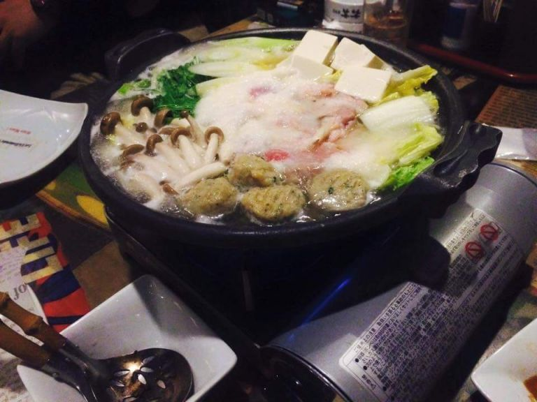 Japanese Food Hot Pot Nabe Traditional Japanese Food Japanese Soup Japanese Home-cooking Seasonal Japanese Food Autumn Food in Japan Food in the Fall in Japan When to Go to Japan Where to Go in Japan What to Eat in Japan Where to go in Japan in Autumn Autumn Leaves in Japan When to Visit Japan for Autumn Leaves
