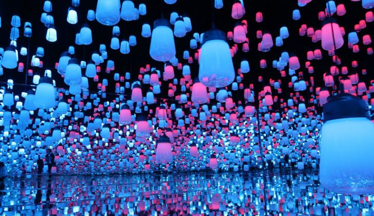 teamLab Borderless; Modern Japanese Art; All Japan Tours