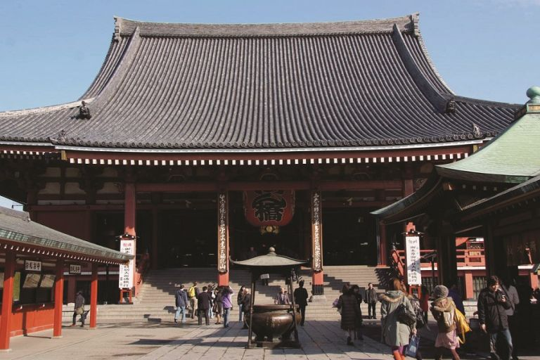 Asakusa Sensoji Temple; Tokyo; Where to Visit in Japan; All Japan Tours; Japan Travel Blog