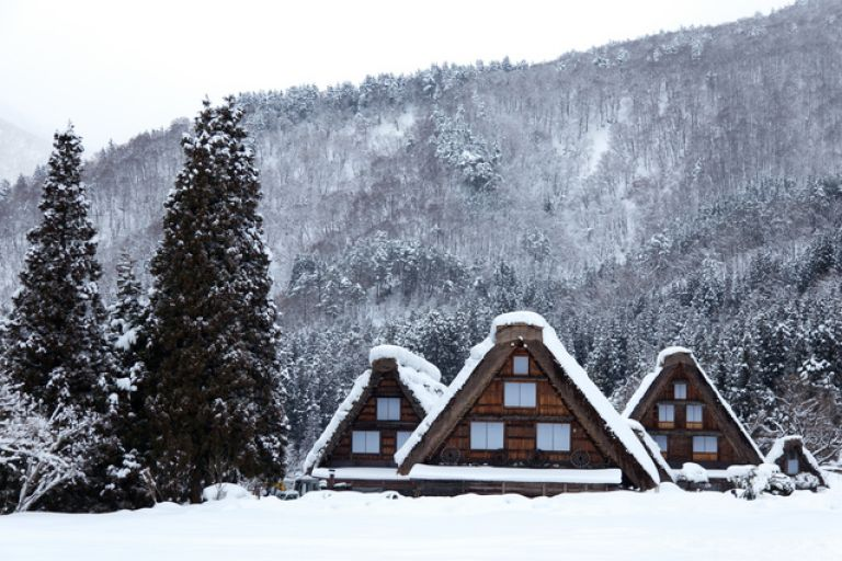 Shirakawa-go Winter; UNESCO World Heritage Site; Best Time to Go to Japan; All Japan Tours; Japan Travel Blog