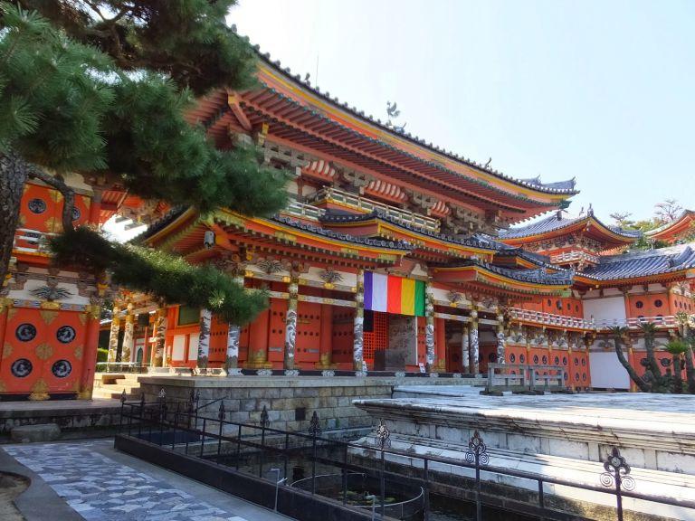 Kosanji Temple Onomichi Hiroshima Prefecture All Japan Tours