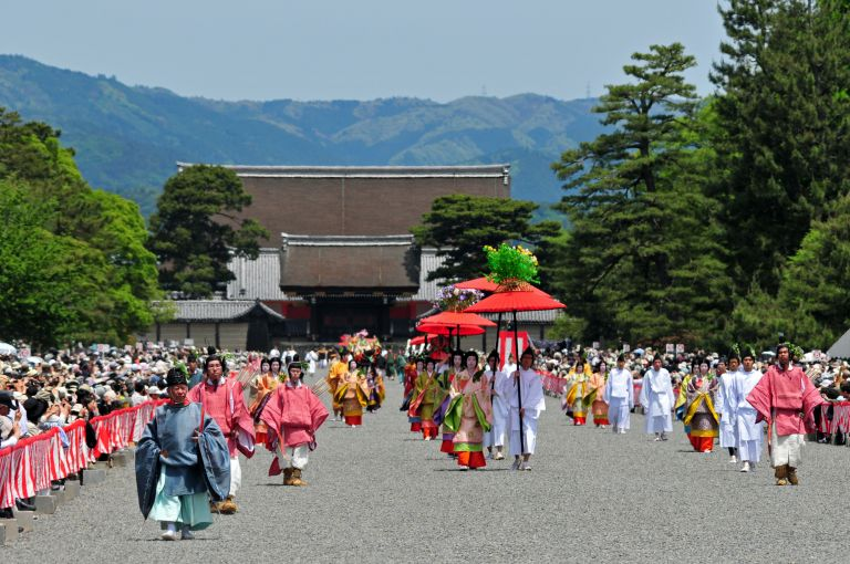 Kyoto Aoi Matsuri; Best Time to Visit Japan; All Japan Tours