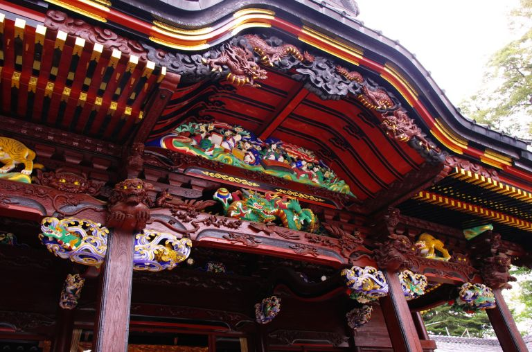 Toshogu Shrine Tokugawa Ieyasu Masoleum Nikko, Tochigi Prefecture All Japan Tours