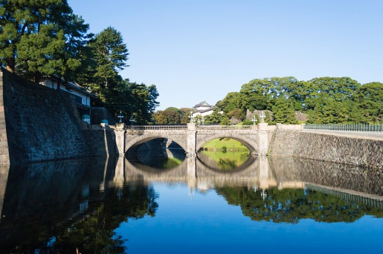 Tokyo Imperial Palace; Tokyo Japan; Where to Visit in Japan; All Japan Tours; Japan Travel Blog;