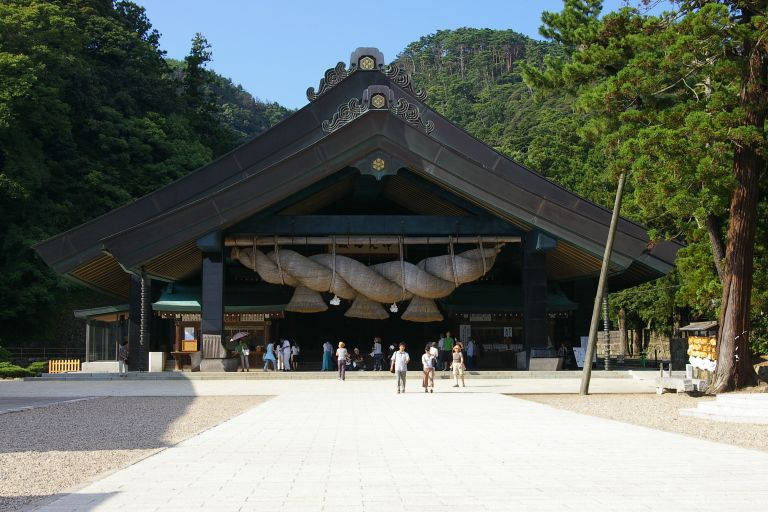 Izumo Taisha Shimane Prefecture All Japan Tours