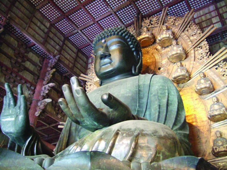 Todaiji Temple Daibutsu Great Buddha Nara All Japan Tours