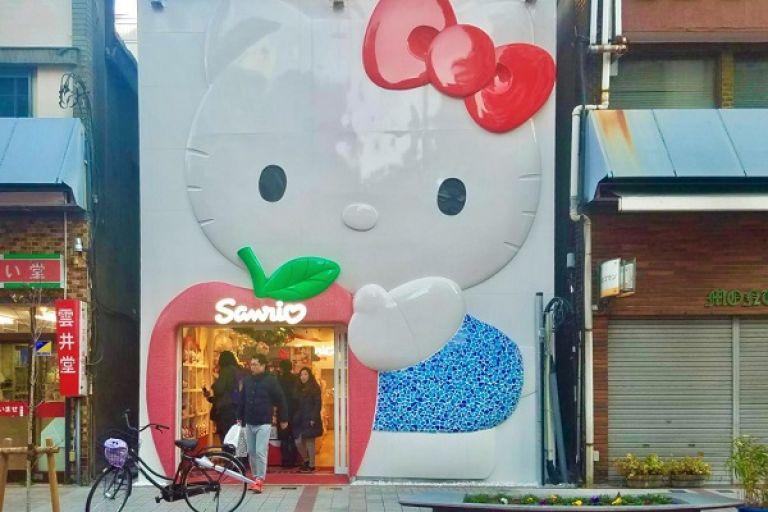Japan Tourist Spots Anime