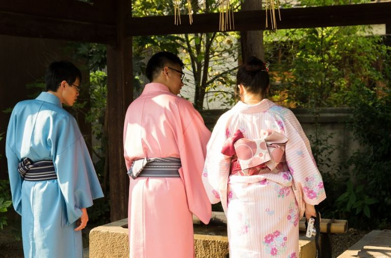 Yukata; Kimono; Best Time to Go to Japan; All Japan Tours; Japan Travel Blog