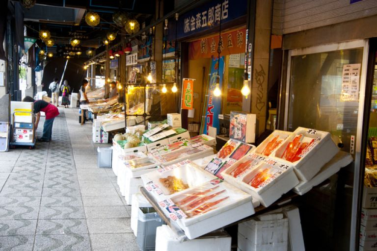 Nijo Market; Things to Do in Hokkaido in Winter; All Japan Tours